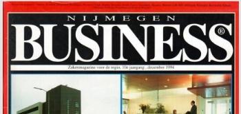 Nederrijn in Nijmegen Business